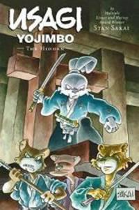 image of Usagi Yojimbo: The Hidden