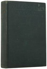 Tales of The Jazz Age (Includes The Curious Case of Benjamin Button) by  F. Scott (1896-1940) FITZGERALD - Hardcover - from Adrian Harrington Rare Books and Biblio.com