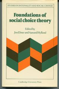 Foundations of Social Choice Theory.
