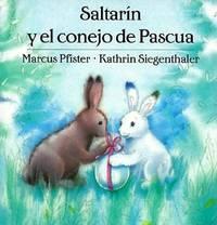 Saltarin y el Conejo de Pascua : Hopper's Easter Surprise Board Book