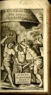 View Image 2 of 3 for La Ricreatione del Savio in Discorso con la Natura, e con Dio. Libri Due Inventory #046825