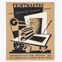 Good News for Printmakers; 1939 Exhibition: