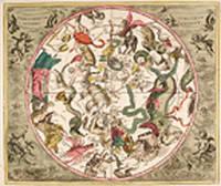[The Southern Celestial Hemisphere of Classical Antiquity] Hæmisphærium Stellatum Australe Antiquum