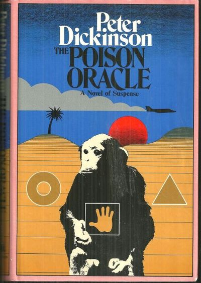 POISON ORACLE, Dickinson, Peter