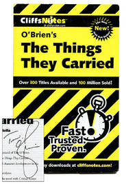 image of CliffsNotes O'Brien's The Things They Carried by Jill Colella