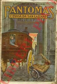 Fantomas. L\'evasa di San Lazzaro.