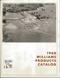1968 Williams Products Catalog
