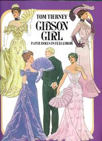 image of Gibson Girls Paper Dolls in Full Color