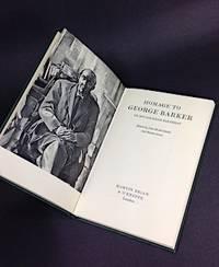 London: Martin Brian & O'Keeffe, (1973).. First edition.. 93 pp w/bibliography. Fine in full cloth...