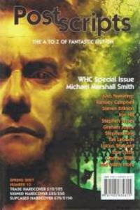 Postscripts #10 - World Horror Convention Special Edition [hc] (Issue 10)