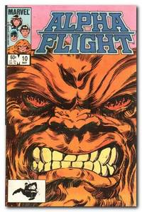 image of Alpha Flight # 10 May 1984