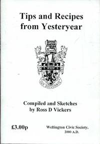 image of Tips and Recipes from Yesteryear