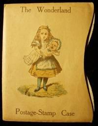 Alice.Wonderland Postage Stamp Case & Slipcase.1907