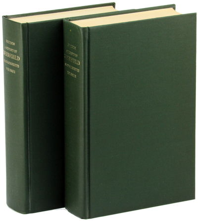 Deerfield: Pocumtuck Valley Memorial Association, 1983. Hardcover. Very good. Facsimile of the 1895-...