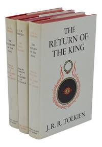 The Lord of the Rings: The Fellowship of the Ring; The Two Towers; The Return of the King (3 Volumes)