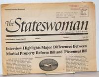 The Stateswoman, current issues of women\'s equality. Vol. 2, no. 3 July 1981