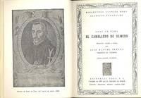 El caballero de Olmedo ; selección, estudio y notas por Jose Manuel Blecua.