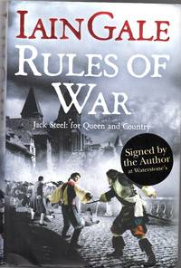 Rules of War - SIGNED COPY