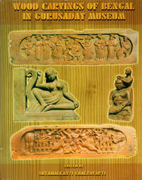 Wood carvings of Bengal in Gurusaday Museum