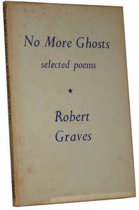 No More Ghosts. Selected Poems