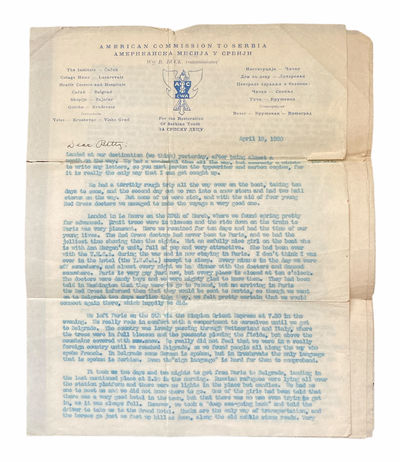 [American Red Cross] A Letter from an...