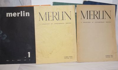 Paris & Limerick, ME: Librairie Mistral & Alice Jane Lougee, publisher, 1955. Magazine. Six issues o...