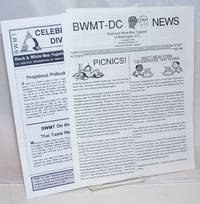 BWMT-DC News: vol. 10, #5, May, 1990 & vol. 12, #8, Auguest 1992 [two issues]
