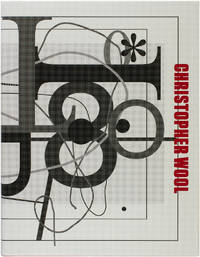 Christopher Wool (Signed First Edition)