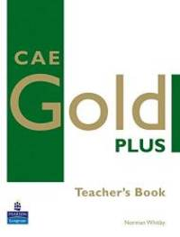 CAE Gold Plus: Teacher's Resource Book (Gold) by Norman Whitby - Paperback - 2008-01-25 - from Books Express (SKU: 1405848669)