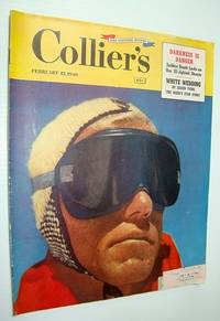Collier's - The National Weekly Magazine, February 12, 1949 - The Man Behind Clark Gable / Bess Truman