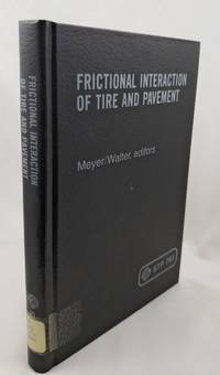 Frictional Interaction of Tire and Pavement
