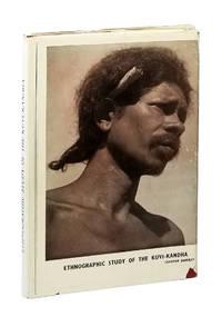Ethnographic Study of the Kuvi-Kandha