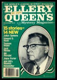 ELLERY QUEEN'S MYSTERY - Volume 74, number 5 - November 1979