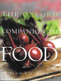 image of The Oxford Companion to Food