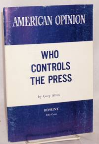 image of Who controls the press