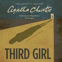 image of Third Girl: A Hercule Poirot Mystery  (Hercule Poirot Mysteries, Book 35)