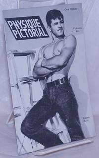 image of Physique Pictorial vol. 22, April 1973: Brian Idol cover