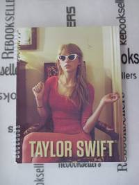 Taylor Swift 2012-13 Spiral Notebook (Lg-Style D)