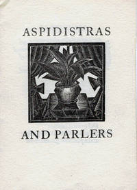Aspidistras And Parlers by H.D.C. Pepler