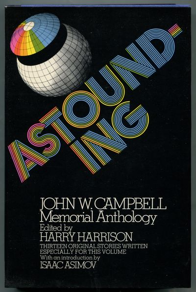 New York: Random House, 1973. Hardcover. Fine/Fine. First edition. Introduction by Isaac Asimov. Fin...