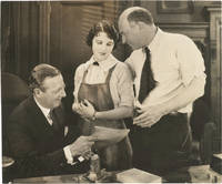 image of Original press photograph of Leatrice Joy being presented a
