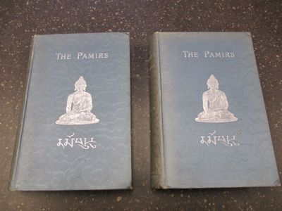London: John Murray, 1894. Second edition. Two volumes. 2nd Ed. Octavo; xx, 360; x, 352 pp. Folding ...