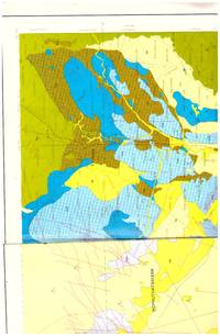 image of GEOLOGICAL MAP.  CARBONATE ROCKS OF THE NORTHERN CAPE PROVINCE