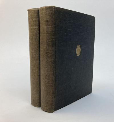 New York: Boni & Liveright, 1925. First Edition. Hardcover. Two Octavos; VG-/No jackets; Black spine...