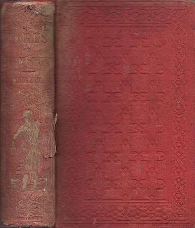 New York: Leavitt & Allen, 1857. Hardcover. Fair. 12mo. xii, various paginated sections. Red cloth h...