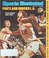 image of Sports Illustrated Magazine, May 23, 1977 (Vol 46, No. 22) : Portland  Shocks L.A. - Walton Outduels Abdul-Jabbar