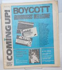 Coming up! the lesbian/gay community calendar of events and newspaper for the Bay Area [aka San Francisco Bay Times] vol. 9, #3, January 1988; Boycott Burroughs Wellcome