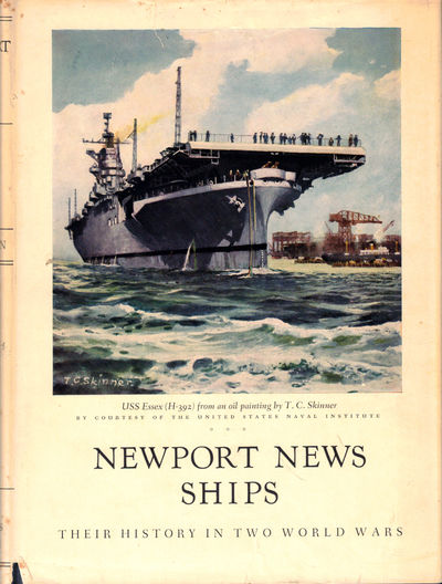 Newport News: The Mariners Museum, 1954. Hardcover. Very good. xiv, 355pp+ index. Very good hardback...