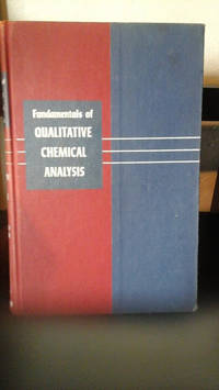 image of Fundamentals of Qualitative Chemical Analysis