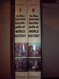 The New Illustrated Encyclopedia of World History - 2 Volumes in Slipcase